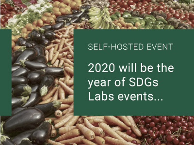 2020 will be the year of SDGs Labs events…