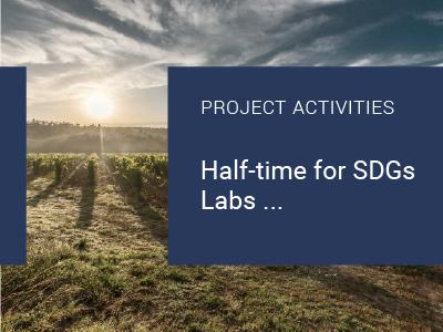 Half-time for SDGs Labs…