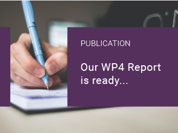 Read more about the article Our WP4 Report is ready…